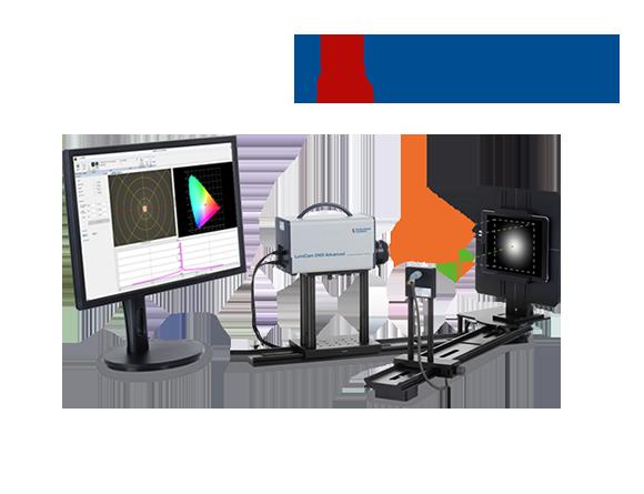 LumiCam Display Measurement
