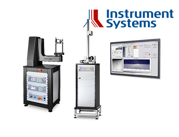 Retroreflectometer System RMS